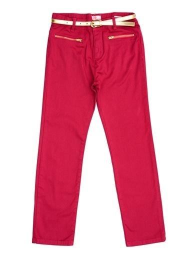 Pink&Orange Pantolon Fuşya